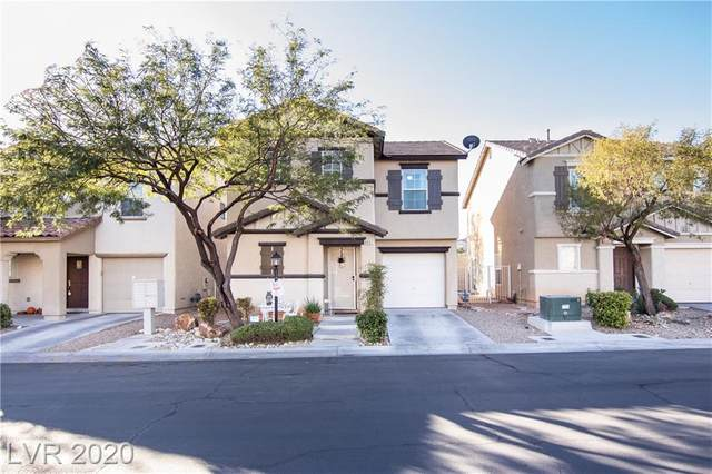 8937 First Lady Avenue, Las Vegas, NV 89148 (MLS #2246921) :: The Lindstrom Group