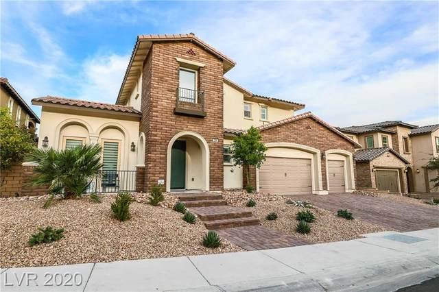 356 Rellegra Street, Las Vegas, NV 89138 (MLS #2246923) :: Kypreos Team