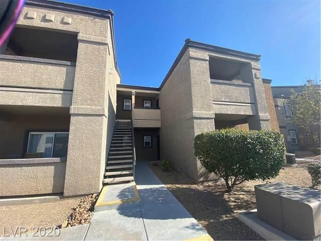 6650 Warm Springs Road #1156, Las Vegas, NV 89118 (MLS #2246959) :: The Lindstrom Group