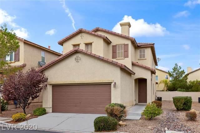 5026 Crimson Mare Road, Las Vegas, NV 89139 (MLS #2247004) :: Jeffrey Sabel