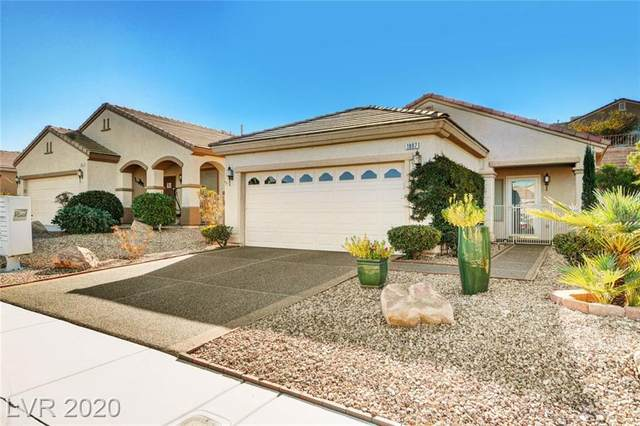 1807 Mountain Ranch Avenue, Henderson, NV 89012 (MLS #2247107) :: The Lindstrom Group