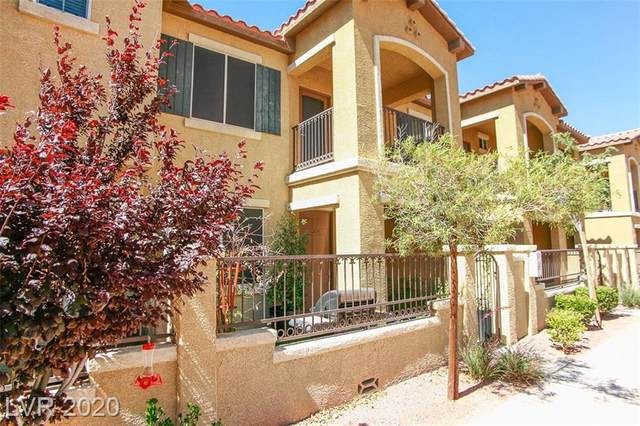 1525 Spiced Wine Avenue #12104, Henderson, NV 89074 (MLS #2247139) :: The Lindstrom Group