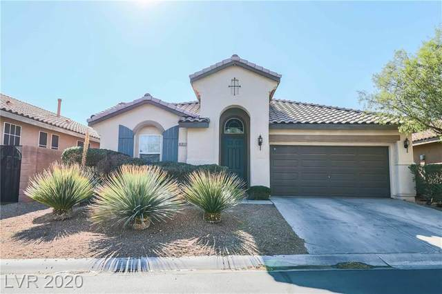 8689 Green Ridge Avenue, Las Vegas, NV 89178 (MLS #2247172) :: Hebert Group | Realty One Group
