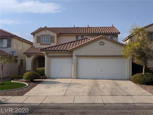 2994 Paseo Hills Way, Henderson, NV 89052 (MLS #2247177) :: Billy OKeefe | Berkshire Hathaway HomeServices
