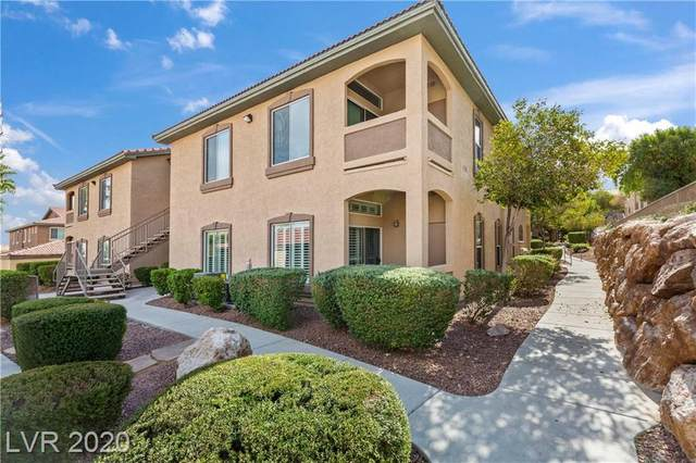 3511 Desert Cliff Street #102, Las Vegas, NV 89129 (MLS #2247224) :: Team Michele Dugan