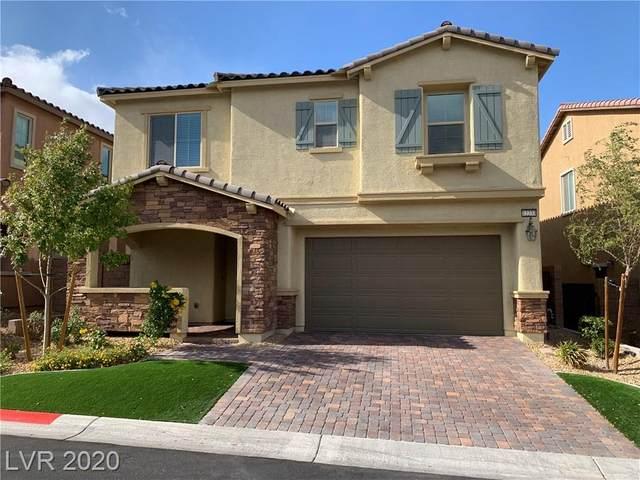 12233 Old Muirfield Street, Las Vegas, NV 89141 (MLS #2247245) :: The Lindstrom Group