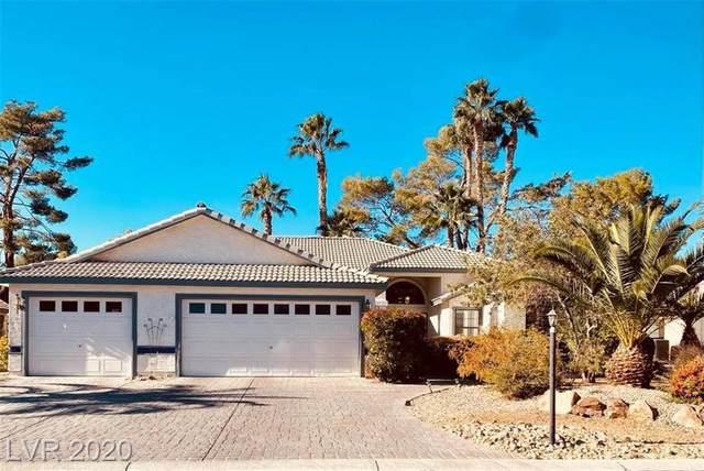5305 Braemar Drive, Las Vegas, NV 89130 (MLS #2247255) :: The Shear Team