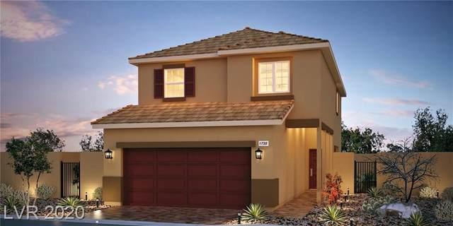 9168 Rolling Sky Drive Lot 1018, Las Vegas, NV 89178 (MLS #2247277) :: Hebert Group | Realty One Group