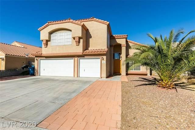 3522 Drescina Way, North Las Vegas, NV 89031 (MLS #2247314) :: The Mark Wiley Group   Keller Williams Realty SW