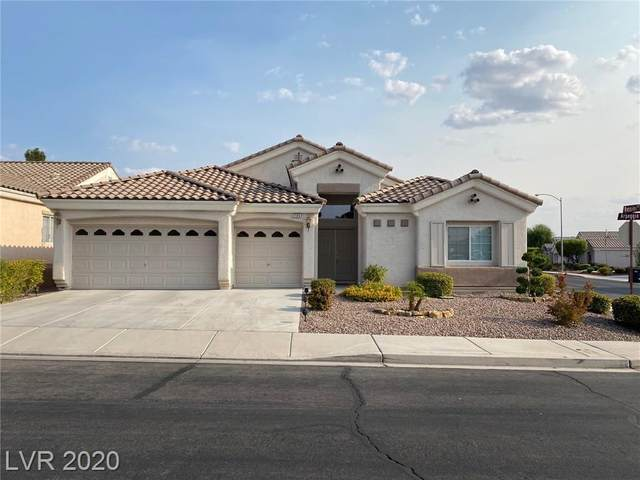 2185 Arpeggio Avenue, Henderson, NV 89052 (MLS #2247324) :: Vestuto Realty Group