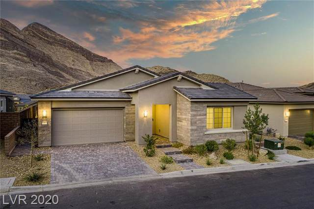 10920 Red Yucca Drive, Las Vegas, NV 89138 (MLS #2247325) :: Team Michele Dugan