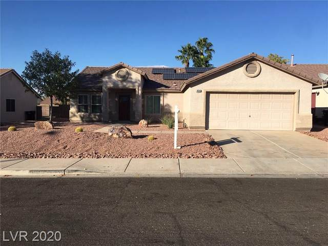 1036 Featherwood Avenue, Henderson, NV 89015 (MLS #2247332) :: The Lindstrom Group