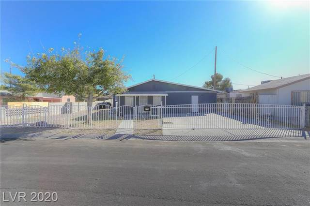 726 Encanto Drive, Las Vegas, NV 89101 (MLS #2247334) :: ERA Brokers Consolidated / Sherman Group