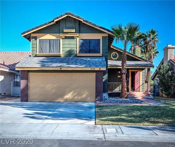 3128 Clamdigger Lane, Las Vegas, NV 89117 (MLS #2247343) :: Billy OKeefe | Berkshire Hathaway HomeServices