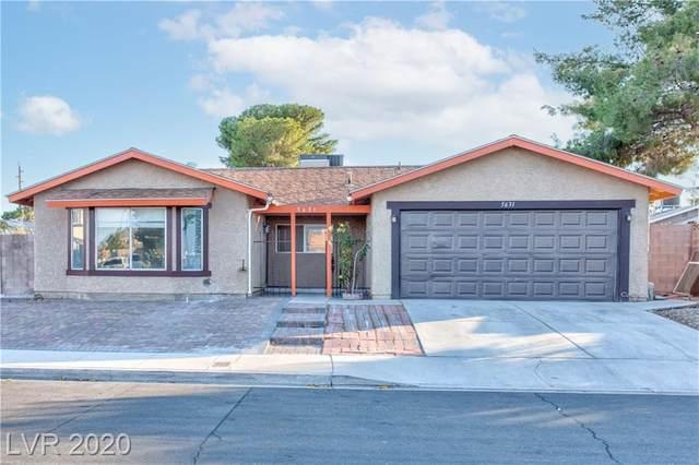 5631 Ibanez Avenue, Las Vegas, NV 89103 (MLS #2247351) :: Hebert Group | Realty One Group