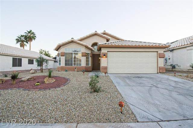 1727 Watercreek Drive, North Las Vegas, NV 89032 (MLS #2247373) :: Jeffrey Sabel