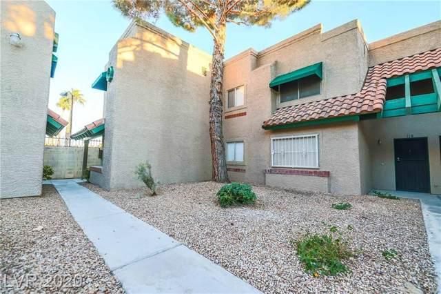 6750 Del Rey Avenue #215, Las Vegas, NV 89146 (MLS #2247376) :: ERA Brokers Consolidated / Sherman Group