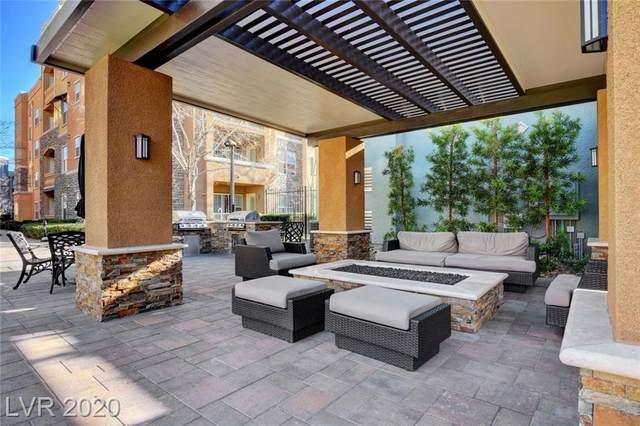 50 Serene Avenue #421, Las Vegas, NV 89123 (MLS #2247411) :: Signature Real Estate Group