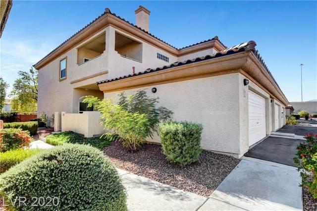 6909 Cobre Azul Avenue #102, Las Vegas, NV 89108 (MLS #2247455) :: The Lindstrom Group