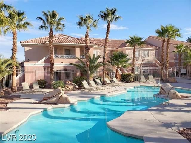 353 Amber Pine Street #205, Las Vegas, NV 89144 (MLS #2247464) :: Vestuto Realty Group