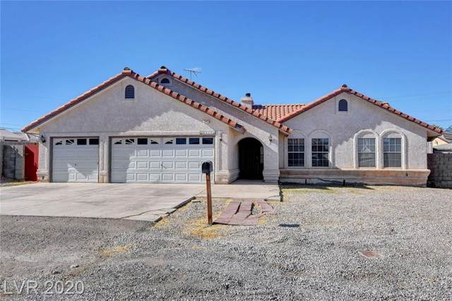 3515 Kemp Street, North Las Vegas, NV 89032 (MLS #2247534) :: The Lindstrom Group