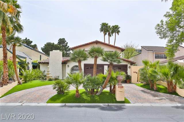 3186 Bel Air Drive, Las Vegas, NV 89109 (MLS #2247535) :: Signature Real Estate Group