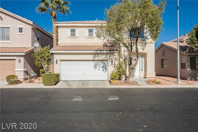 920 Clear Diamond Avenue, Las Vegas, NV 89123 (MLS #2247551) :: Hebert Group | Realty One Group