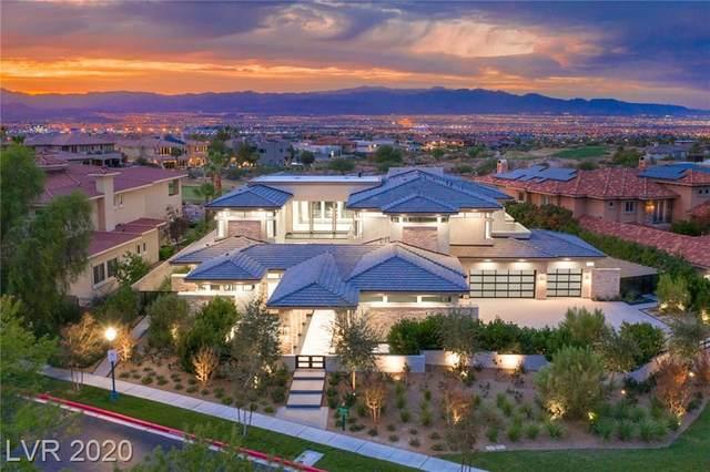 2614 Matrino Circle, Henderson, NV 89052 (MLS #2247576) :: Signature Real Estate Group