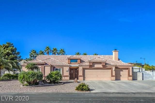 7595 W Rome Boulevard, Las Vegas, NV 89131 (MLS #2247586) :: Jeffrey Sabel