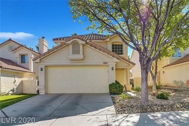 9329 Valencia Canyon Drive, Las Vegas, NV 89117 (MLS #2247587) :: Vestuto Realty Group
