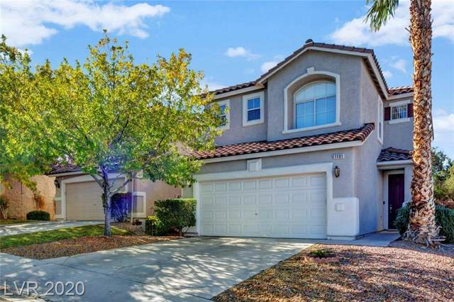 1131 Majestic Canyon Street, Henderson, NV 89052 (MLS #2247637) :: Signature Real Estate Group