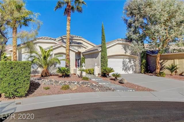 11208 Shadow Nook Court, Las Vegas, NV 89144 (MLS #2247654) :: Jeffrey Sabel