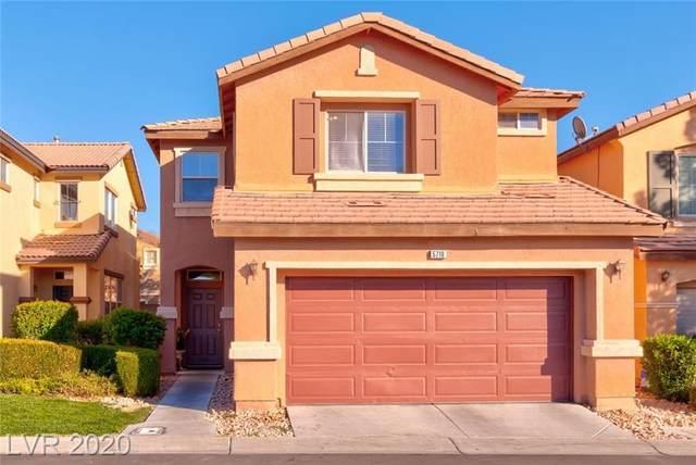 5716 Athinas Street, North Las Vegas, NV 89031 (MLS #2247688) :: Hebert Group | Realty One Group