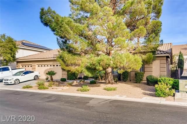 9372 Pinnacle Cove Street, Las Vegas, NV 89123 (MLS #2247692) :: Hebert Group   Realty One Group