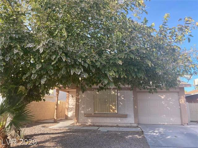 5424 Burkshire Drive, Las Vegas, NV 89142 (MLS #2247707) :: The Perna Group