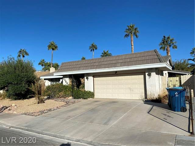 5022 Long View Drive, Las Vegas, NV 89120 (MLS #2247737) :: The Lindstrom Group
