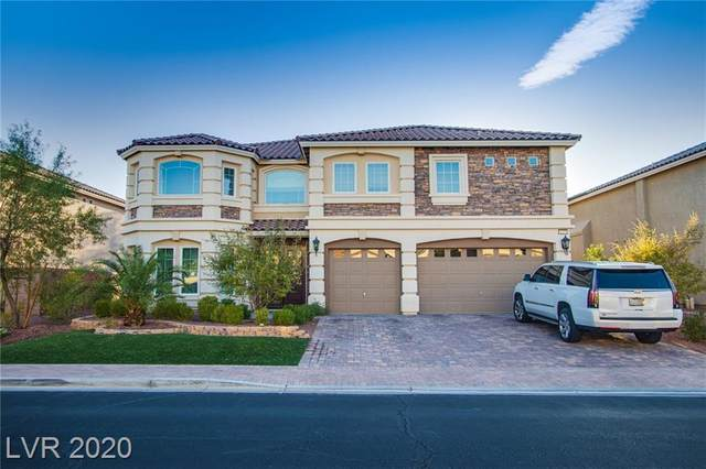 4235 Abernethy Forest Place, Las Vegas, NV 89141 (MLS #2247812) :: Hebert Group | Realty One Group