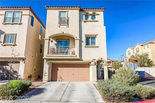 10551 Longoria Garden Street, Las Vegas, NV 89141 (MLS #2247844) :: The Lindstrom Group
