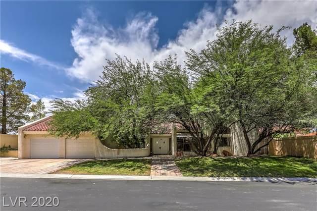 20 Princeville Lane, Las Vegas, NV 89113 (MLS #2247876) :: The Lindstrom Group