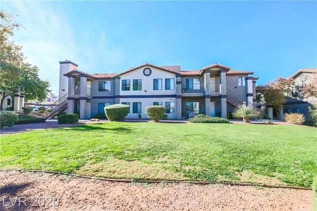 1575 Warm Springs Road #2323, Henderson, NV 89014 (MLS #2247898) :: Jeffrey Sabel