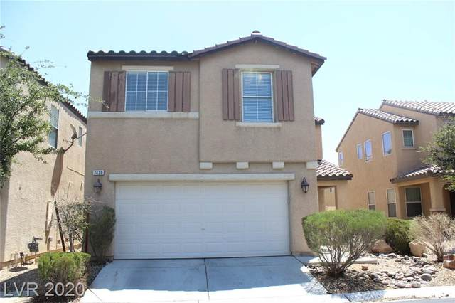7430 Granada Willows Street, Las Vegas, NV 89139 (MLS #2247913) :: The Lindstrom Group