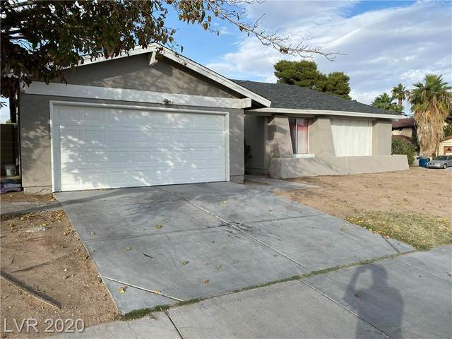 3936 Reno Avenue, Las Vegas, NV 89120 (MLS #2247934) :: The Lindstrom Group