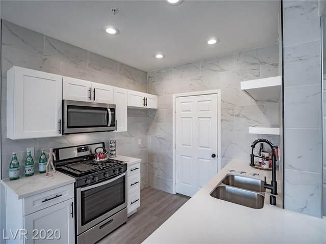 7127 Durango Drive #311, Las Vegas, NV 89113 (MLS #2247942) :: The Lindstrom Group