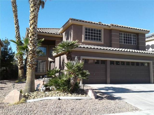 9465 Chateau St Jean Drive, Las Vegas, NV 89123 (MLS #2247959) :: Hebert Group | Realty One Group