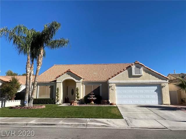 6020 Estrapade Street, North Las Vegas, NV 89031 (MLS #2247968) :: Hebert Group | Realty One Group