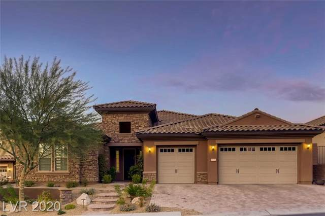 2524 Chateau Napoleon Drive, Henderson, NV 89044 (MLS #2247972) :: Hebert Group | Realty One Group