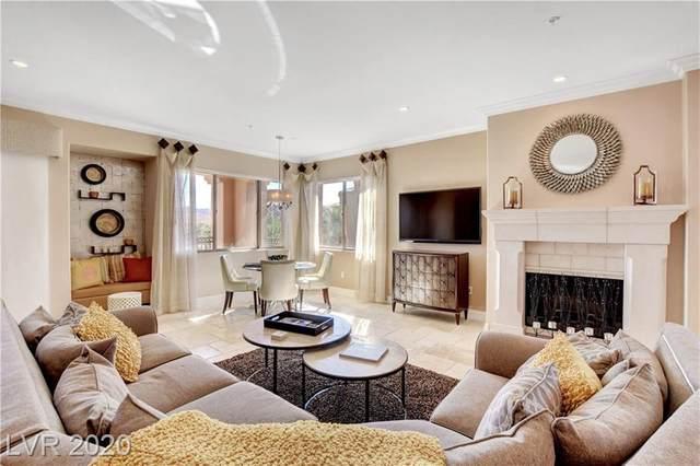 30 Via Mantova #202, Henderson, NV 89011 (MLS #2247999) :: Signature Real Estate Group