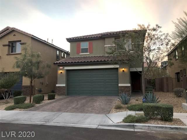 6631 Breakwater Reef Street, Las Vegas, NV 89149 (MLS #2248033) :: The Lindstrom Group