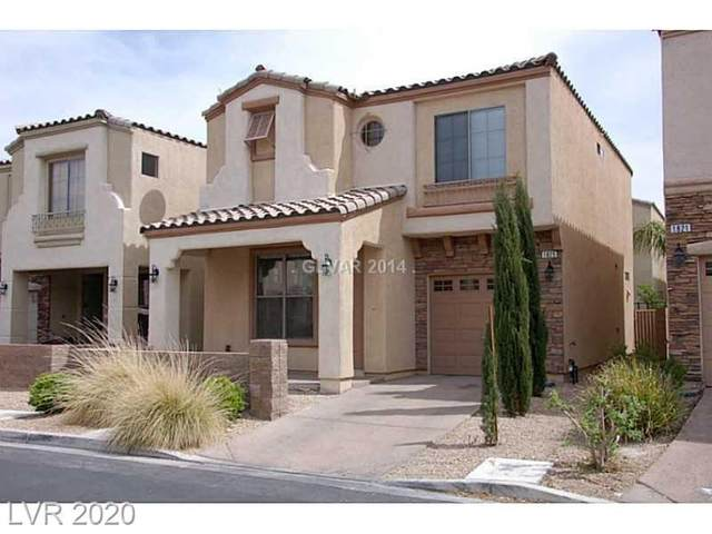 1825 Versante Avenue, Las Vegas, NV 89183 (MLS #2248087) :: Vestuto Realty Group