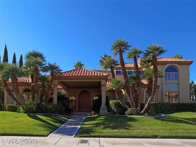 57 Gulf Stream Court, Las Vegas, NV 89113 (MLS #2248088) :: The Lindstrom Group